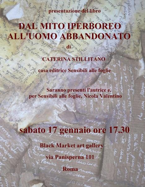 presentazione roma mito  iperboreo